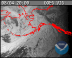Latest GOES VIS