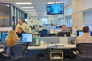 Forecast operations at NWS Middle Atlantic River Forecast Center