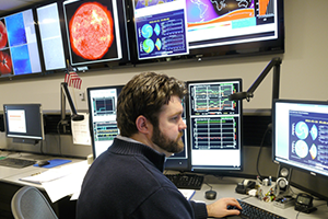 Forecaster at Space Weather Prediction Center