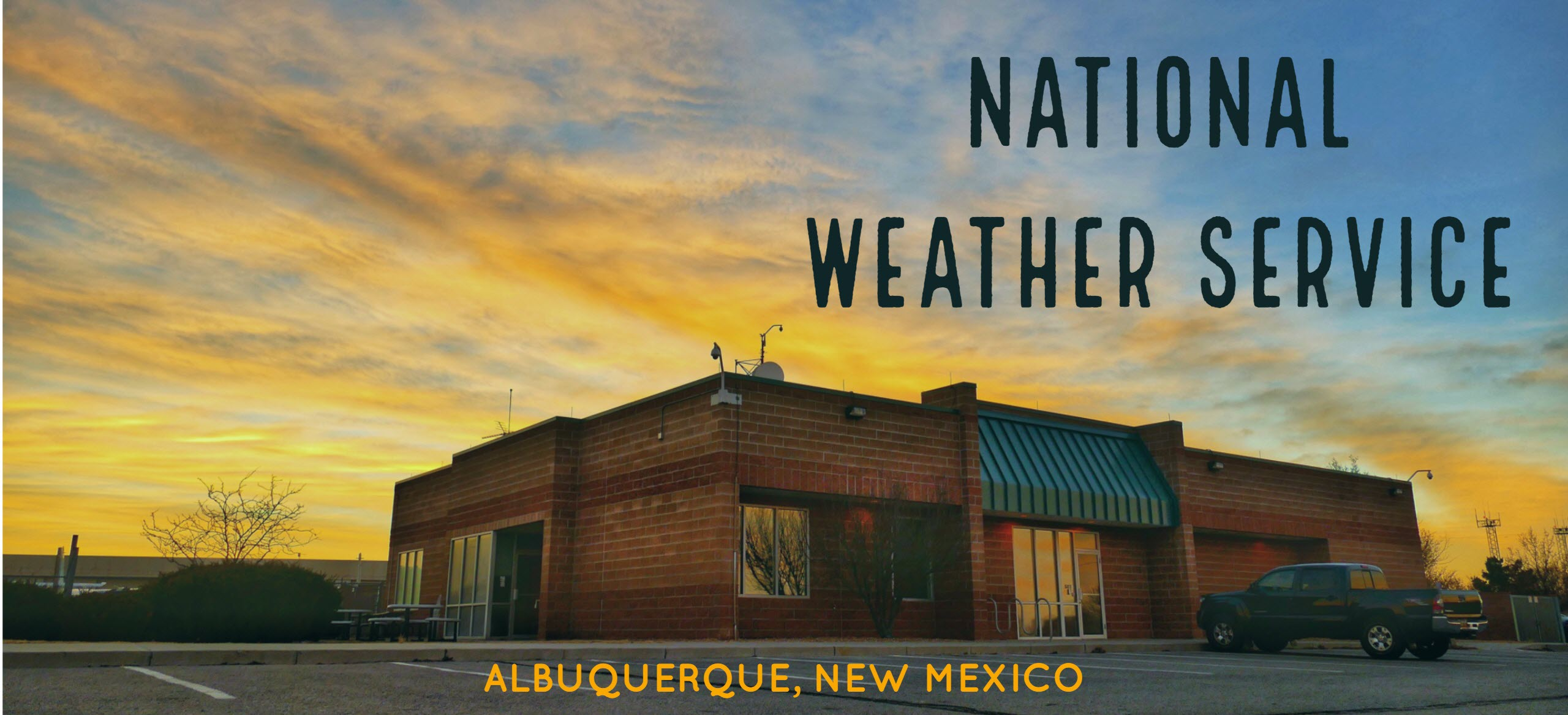 Weather Forecast Office in Albuquerque, New Mexico