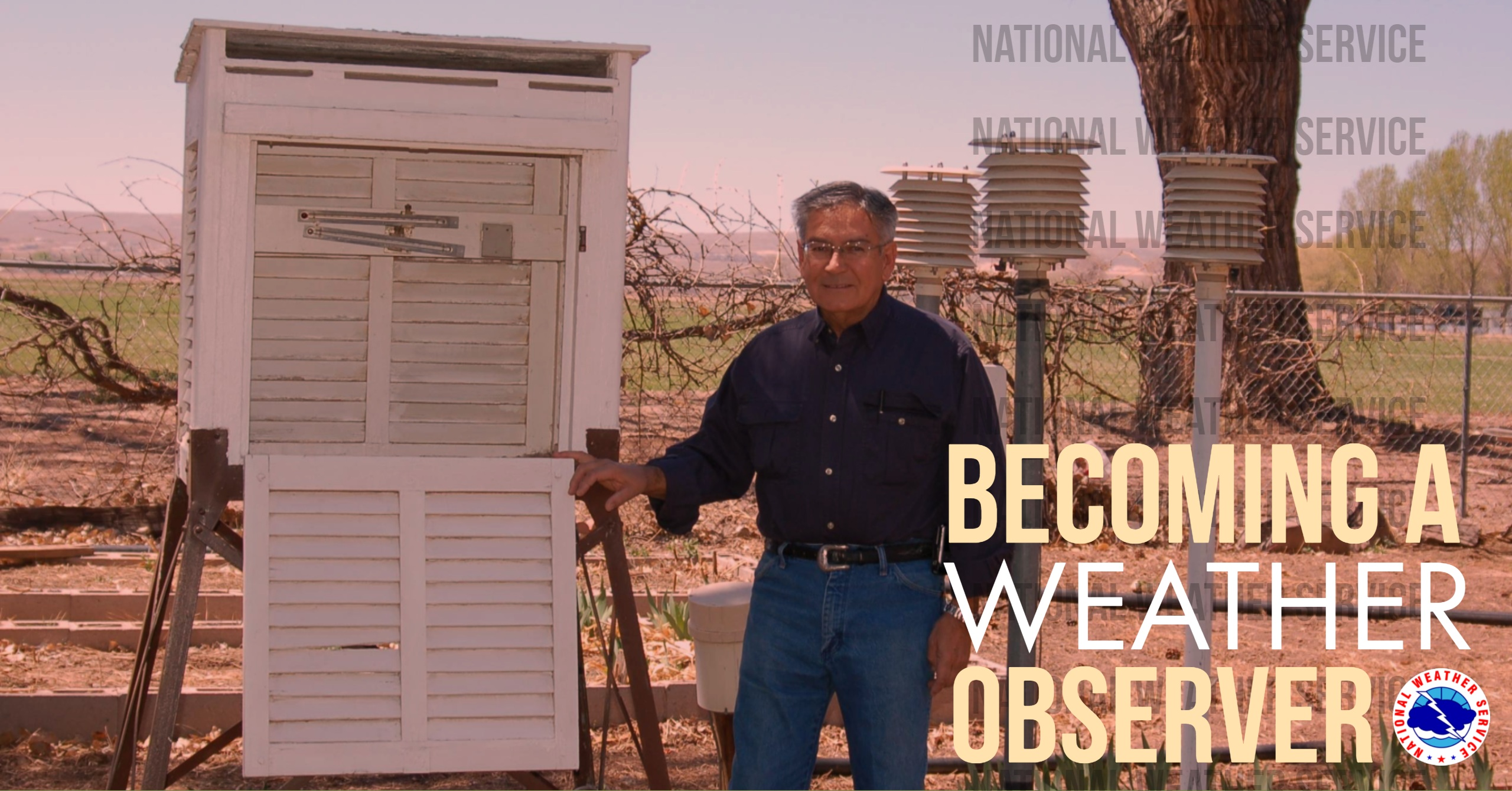 Becoming a Cooperative Weather Observer is Easy!