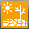 Drought Monitor Icon