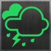 Monsoon Awareness Icon