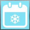 Winter Climatology Icon