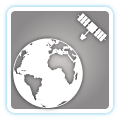 Satellite Imagery Icon