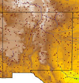 Precipitation Frequency for NM