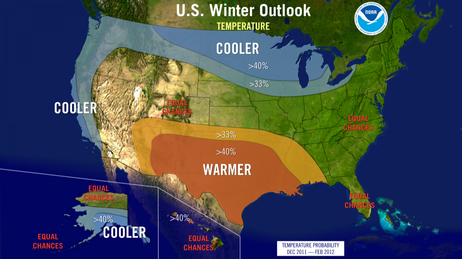 Local Winter Outlook for North-Central and Northeastern SD