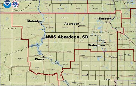 NWS Aberdeen SD - Office Information
