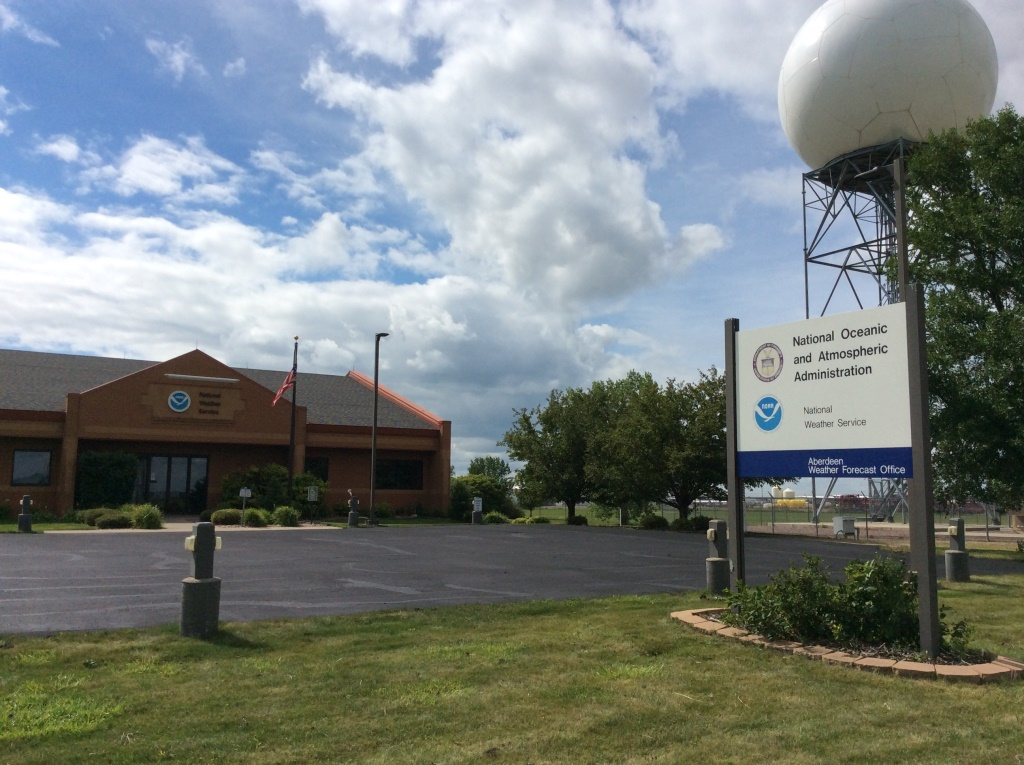 Photo of National Weather Service Office in Aberdeen, South Dakota
