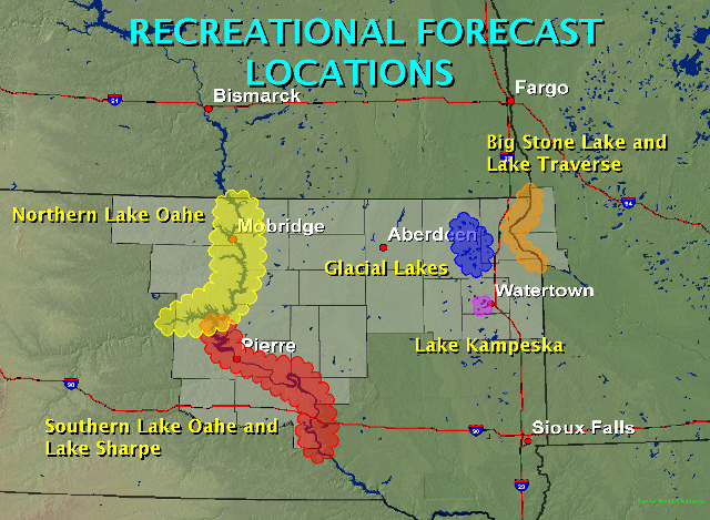 Recreation Forecast