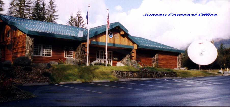 Juneau forecast office