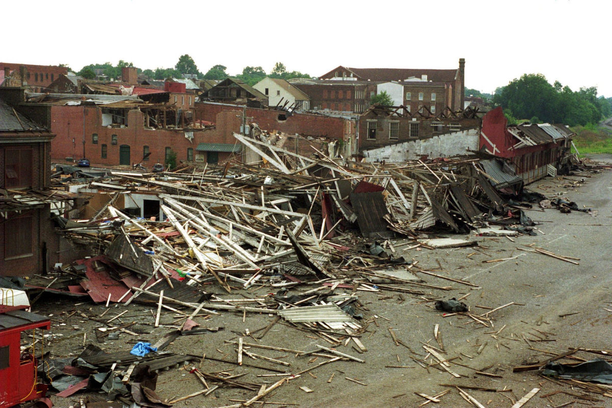 Remembering the Tornado Outbreak of August 6, 1993