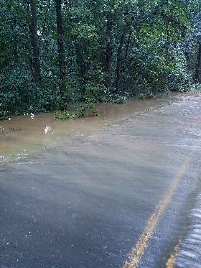 July 21-25 Virginia Beach/Currituck Flooding