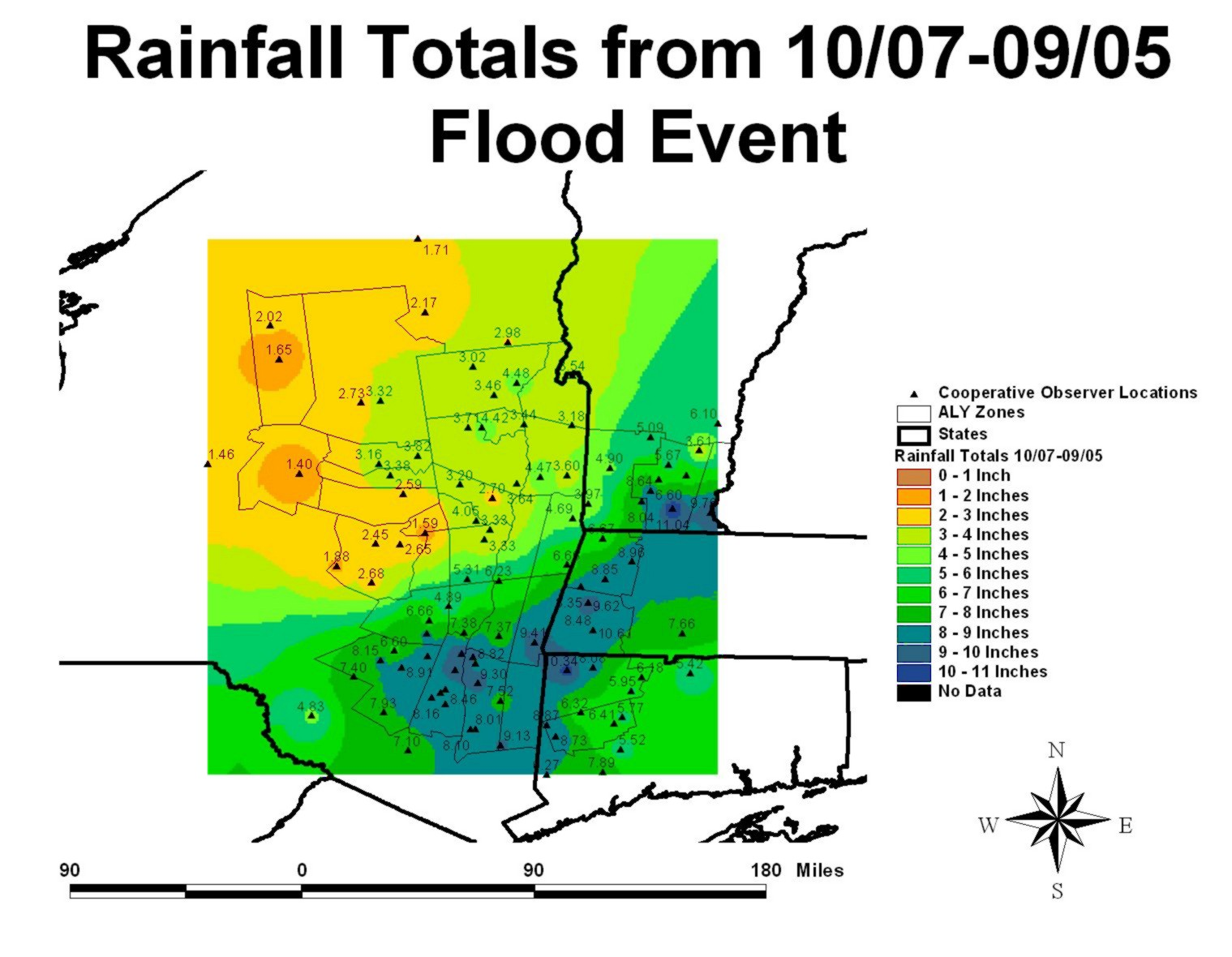 Major floods the first event october 7 9th pooptronica
