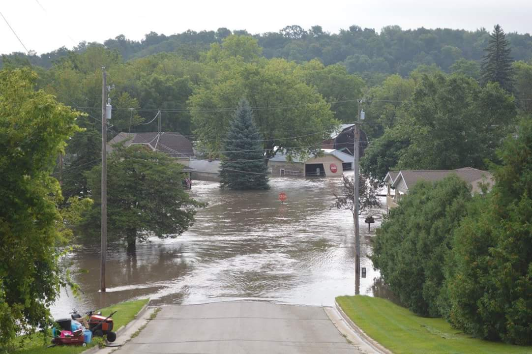 Flooding Of August 23 25 2016