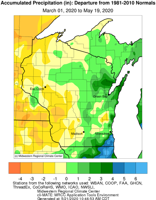 Abnormally Dry Conditions Expand