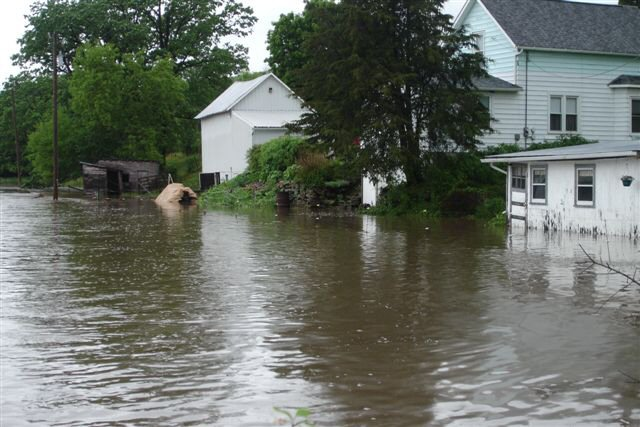 Historic Flooding Of June 7 8 2008
