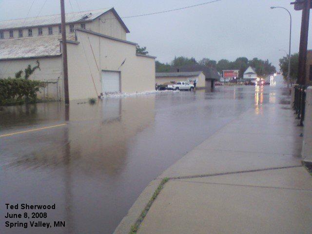 historic flooding of june 7