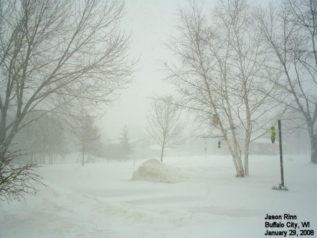 January Blizzard Winter Storm