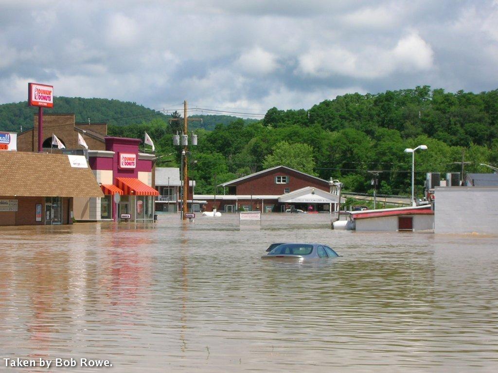 Flood Of June 2006 Photos