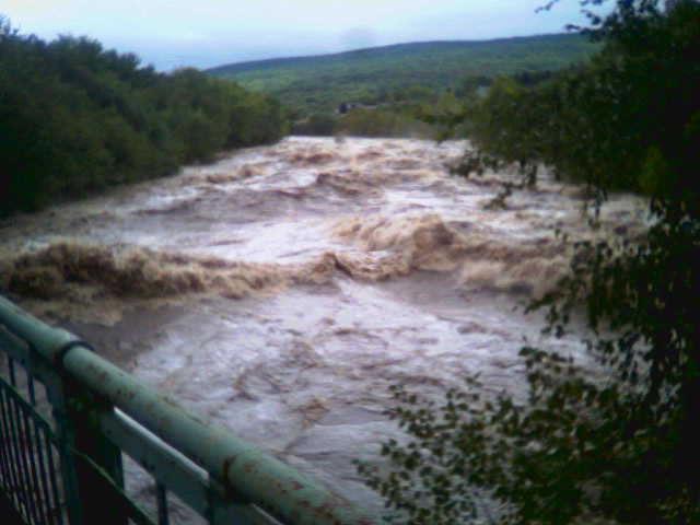 Flood September 17 18 2004