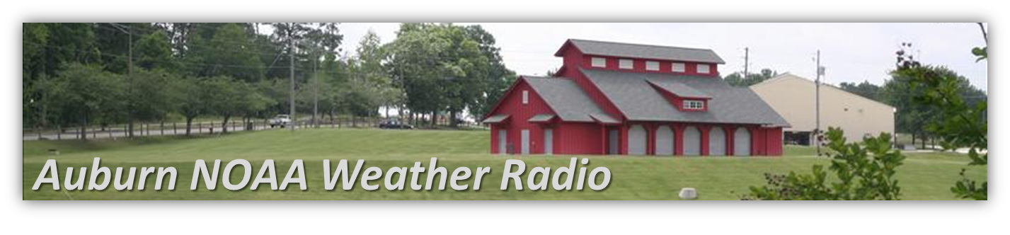 Auburn NOAA Weather Radio