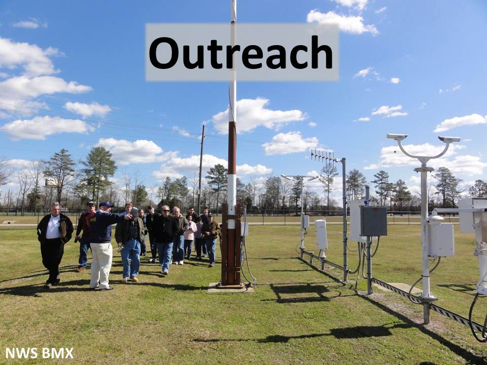 Click here for our outreach