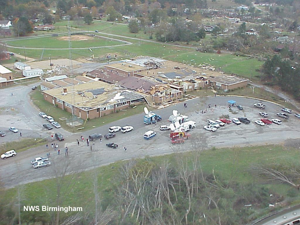 carbon hill tornado