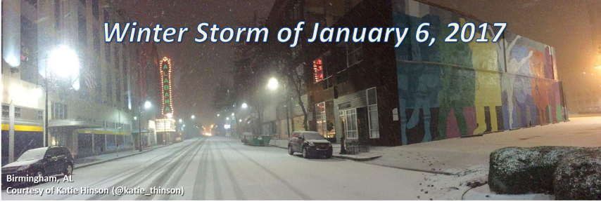 Winter Storm of January 6, 2017