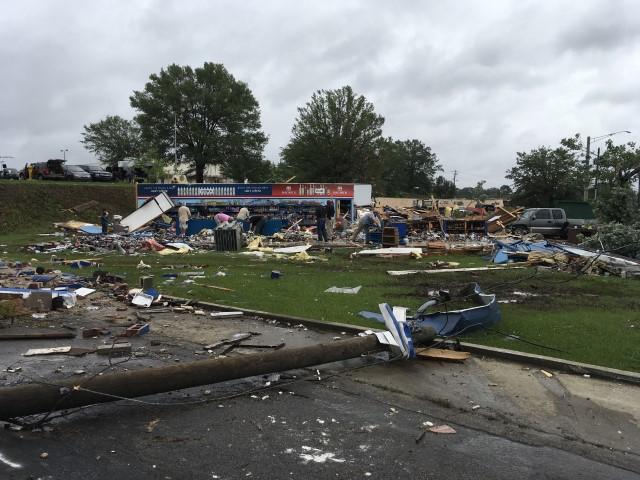Fairfield Ef 1 Tornado June 22 2017