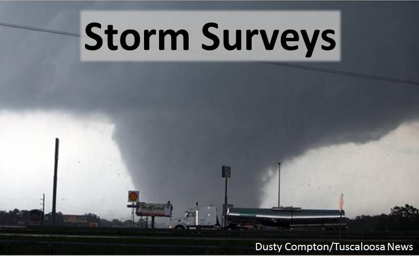 Click here to browse our Storm Surveys