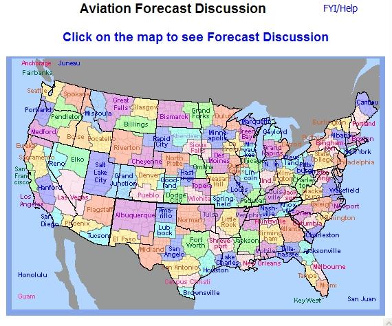Denver Area Aviation Weather Services on