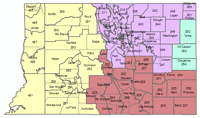 Grand Junction Co Zip Code Map.Denver Boulder Fire Weather