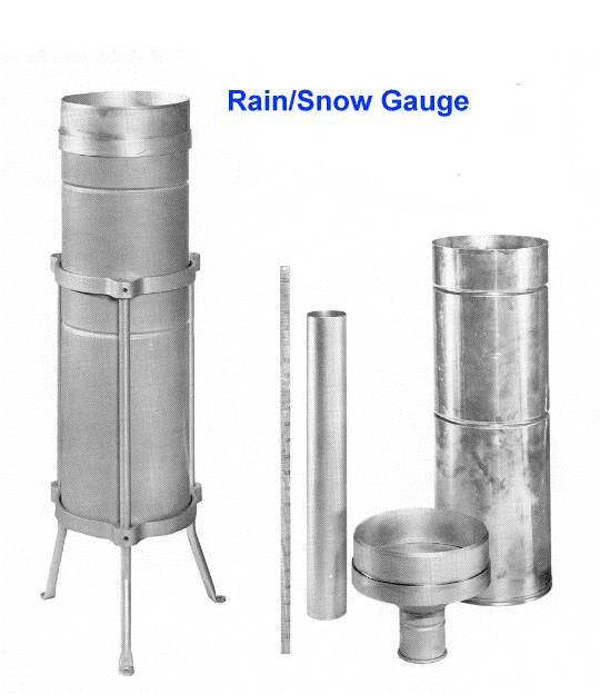 Rain/Snow Gauge