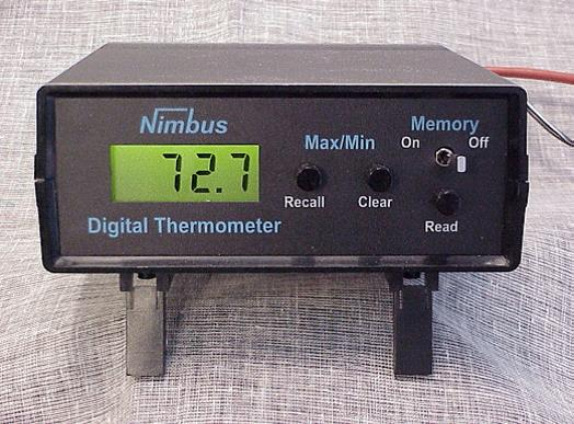 Maximum/Minimum Temperature System