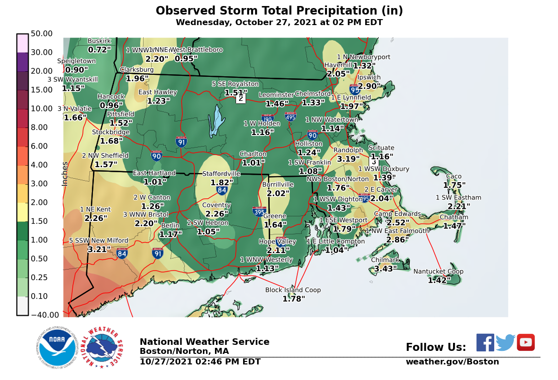 Image of Stotm Total Precipitation