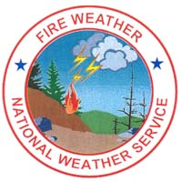 Fire weather support icon