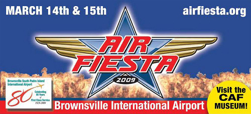 Air Fiesta 2009 logo