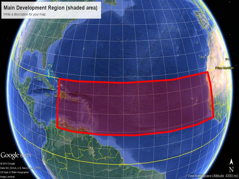 Strange Atlantic Tropics In 2017 Early Start And An Unusual