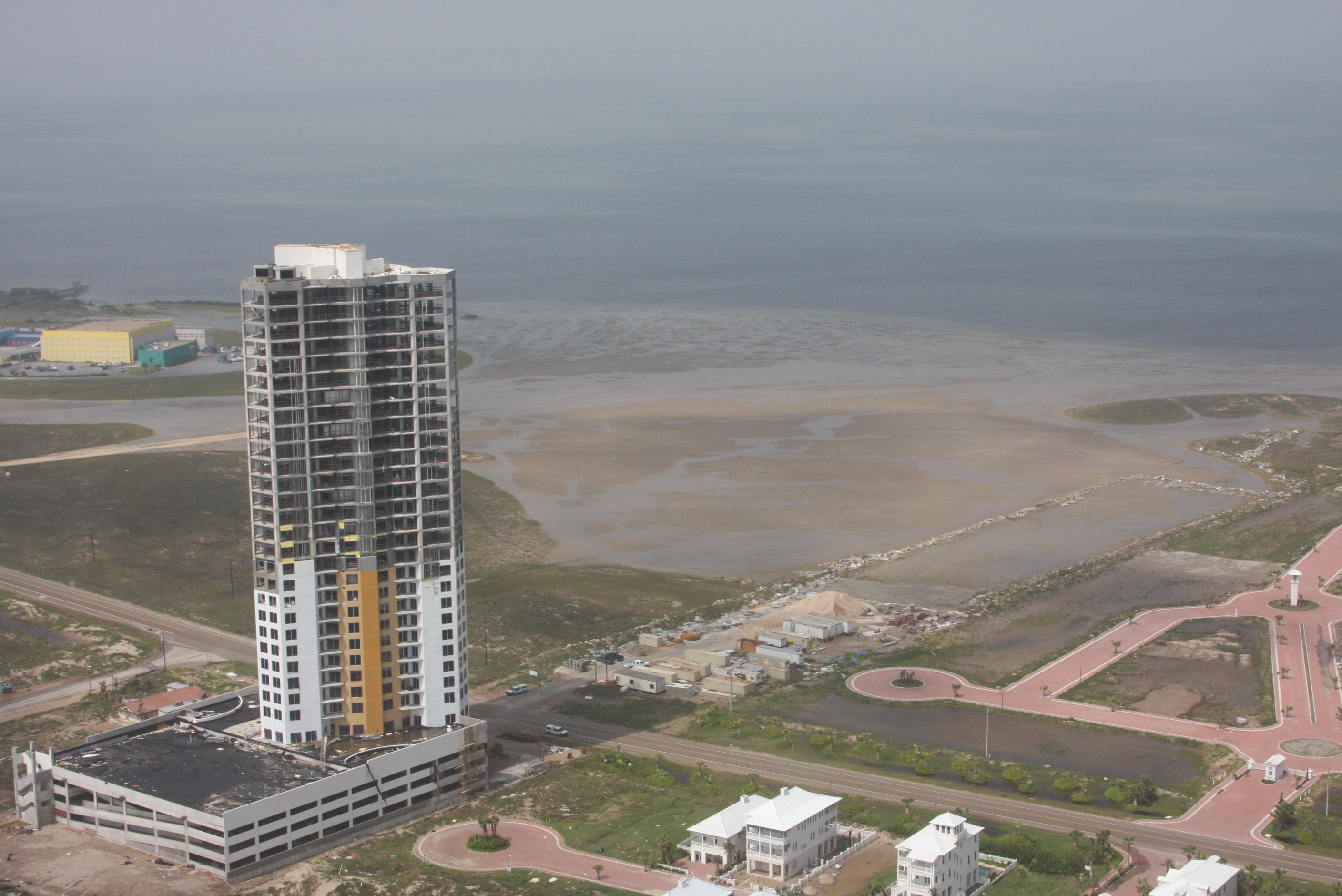 Hurricane Dolly 2008 Photo Gallery Number 1 South Padre
