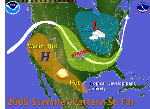 For Parts Of The Rio Grande Valley The Hottest July Ever - Us jet stream map