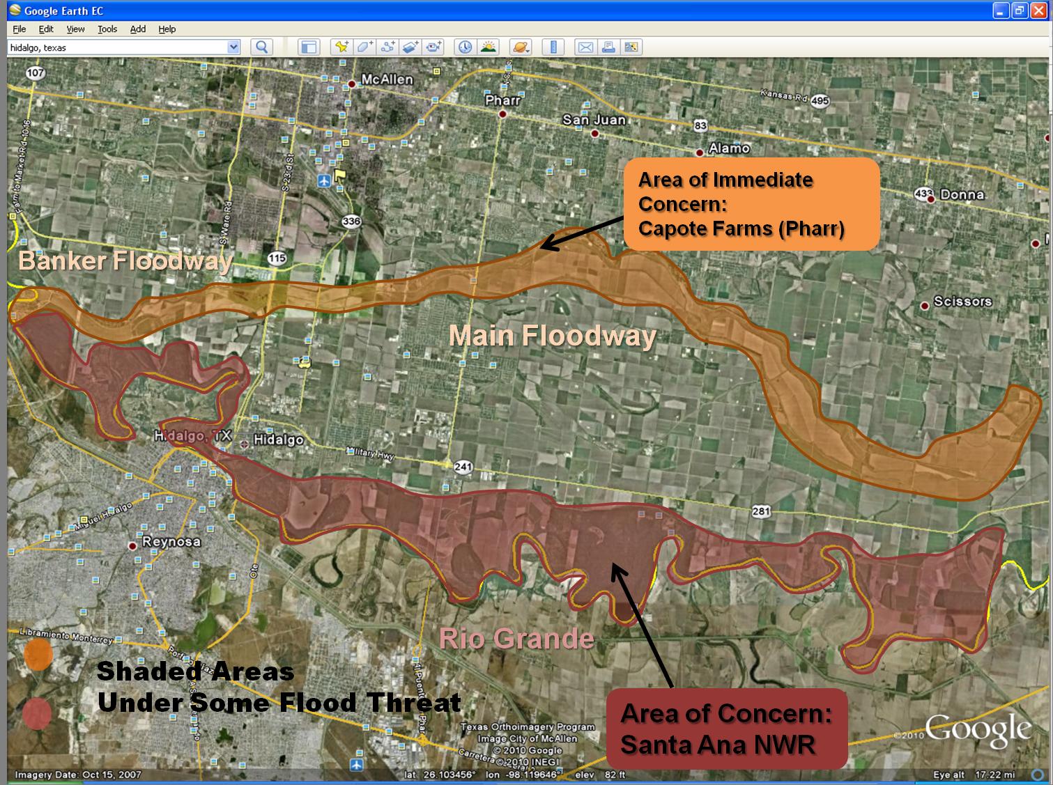 Rio Grande Risen, Again: Heavy Rainfall and Upstream ...