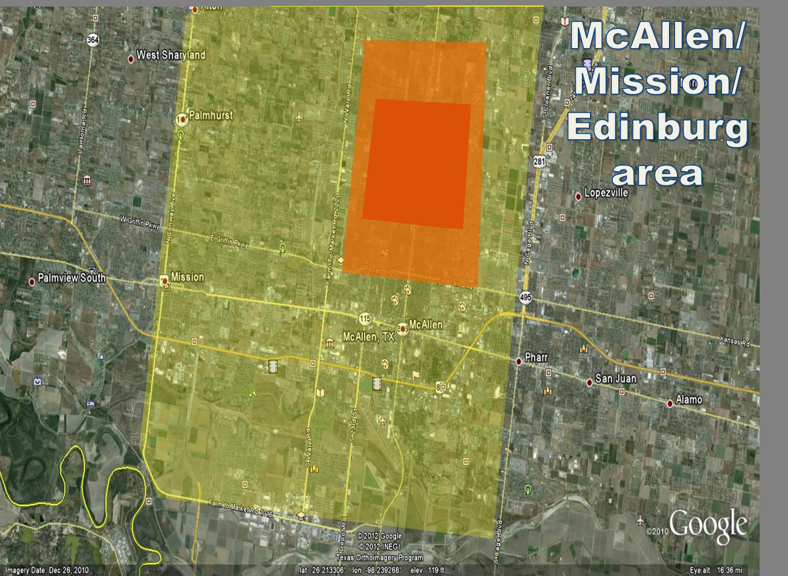Preliminary Report On Mcallen Edinburg Mission Hailstorm March 29 2012