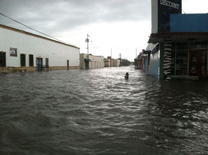 Flooding Rains Return In A Big Way To The Mid And Upper Rio Grande
