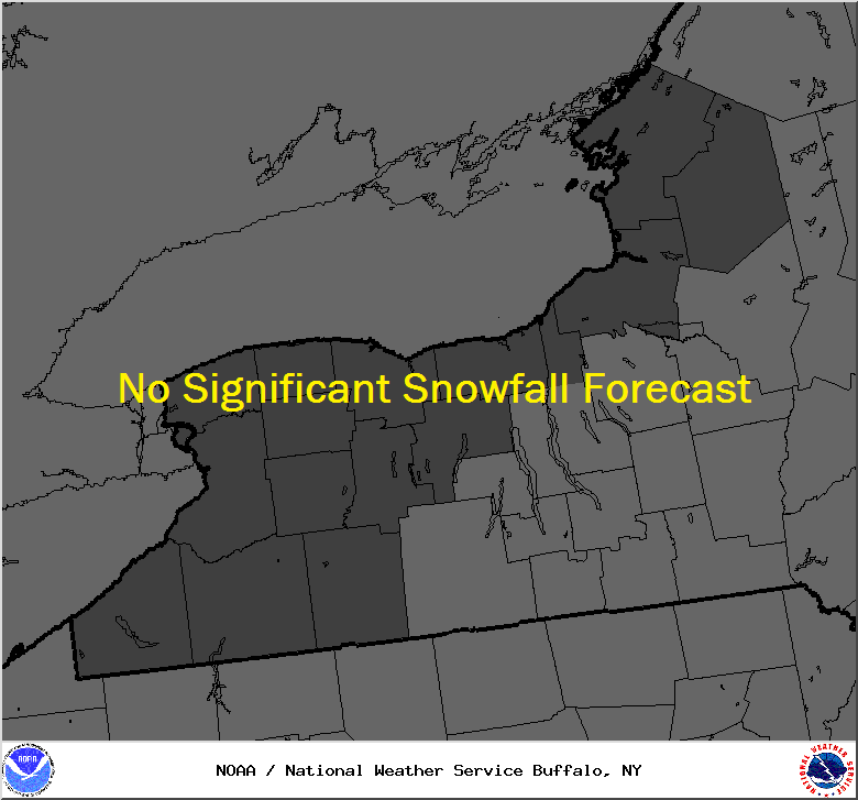 WNY Snowstorm Total Forecast  In New Tab
