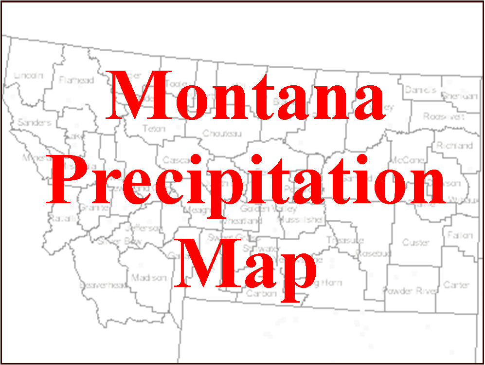 CoCoRaHS Montana Map