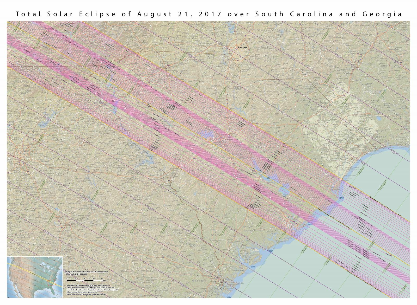 Nasa Interactive Solar Eclipse Map.Local Eclipse Weather And Briefing