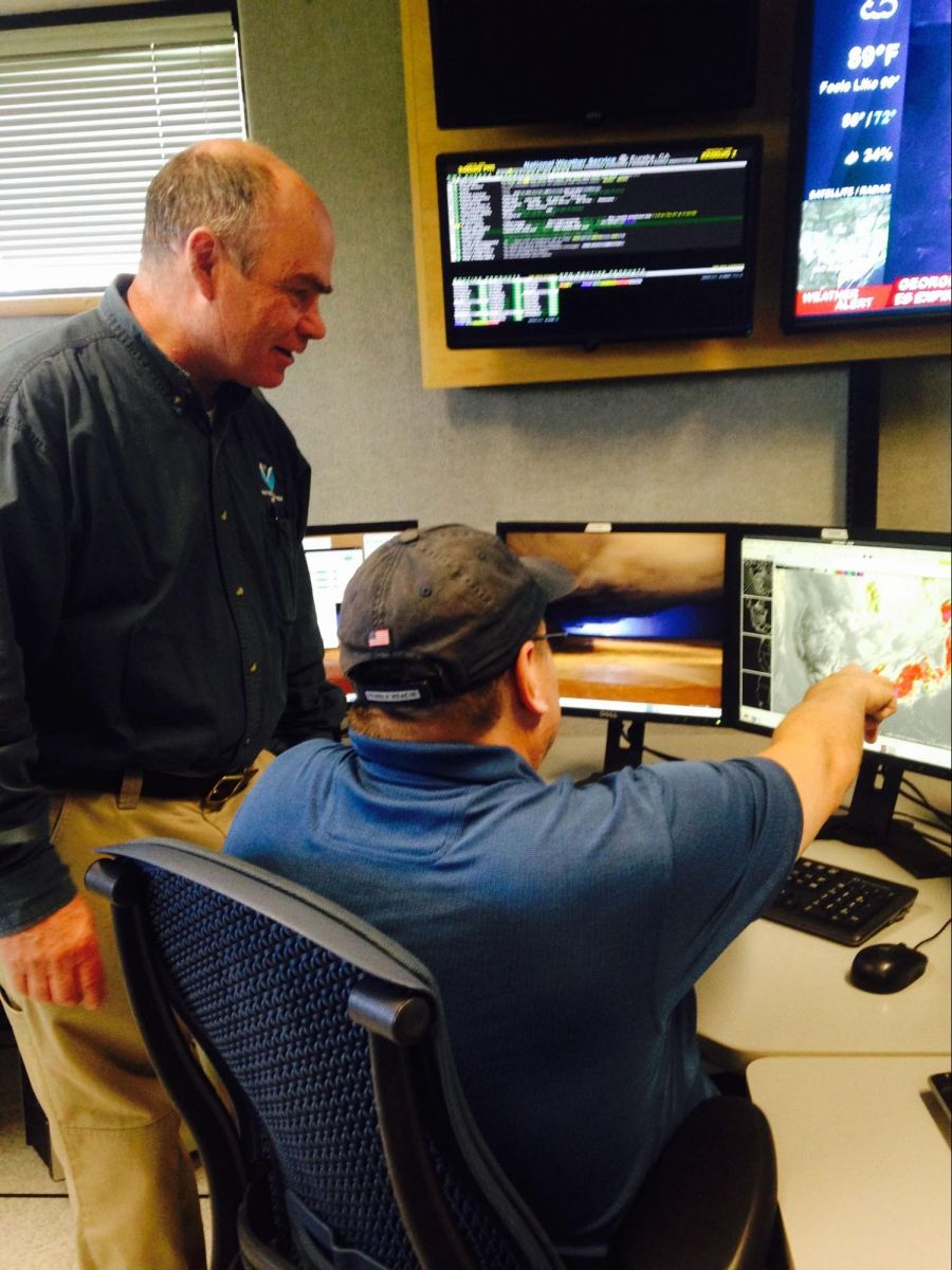 Faces Of The National Weather Service