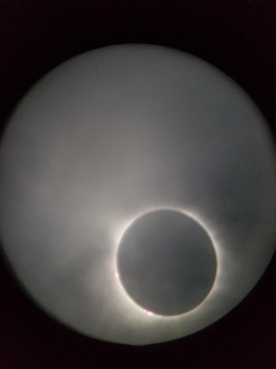 Solar Eclipse Of 2017 August 21