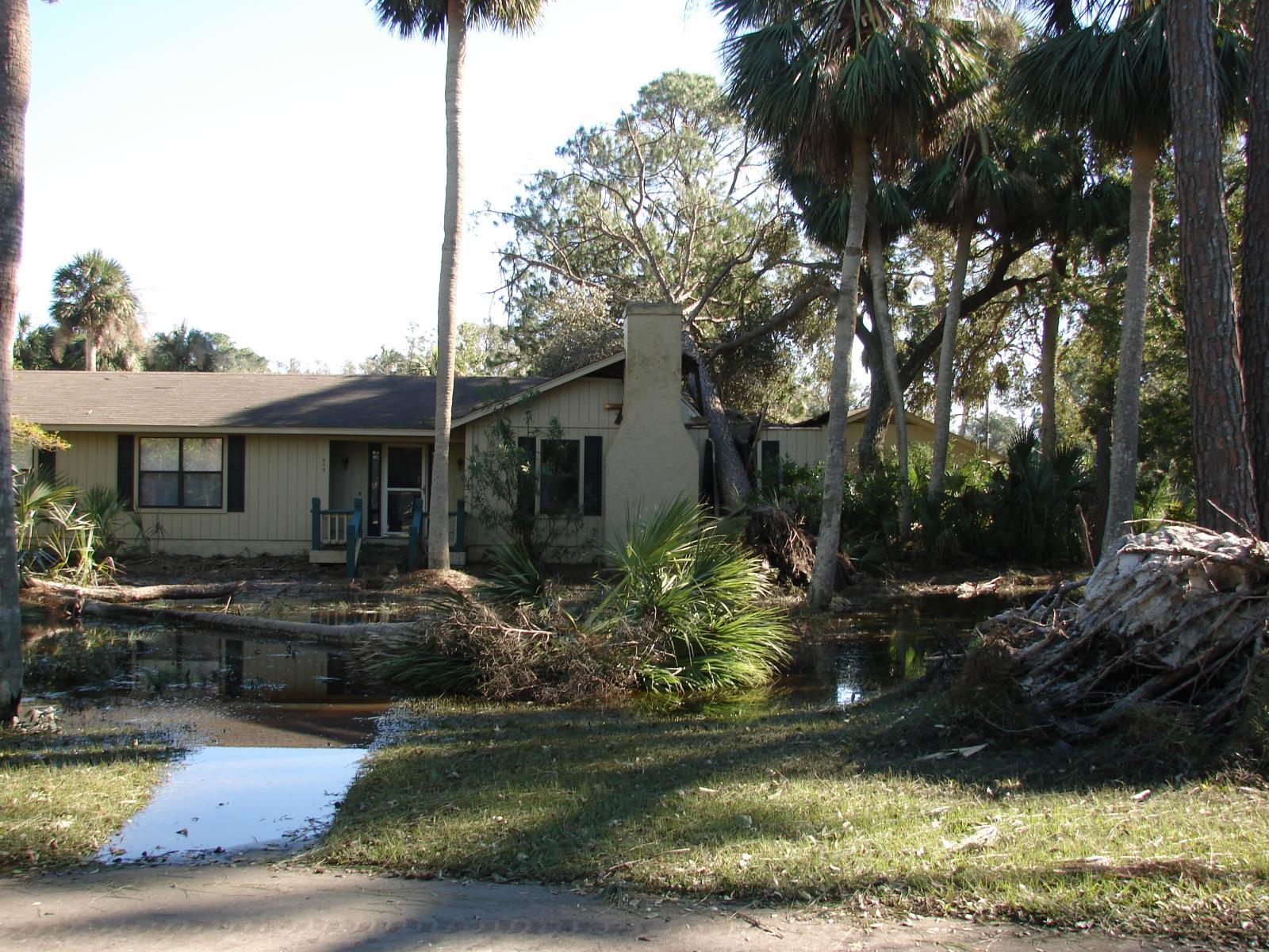 Hurricane Matthew October